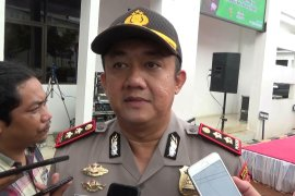 Polres Cilegon amankan pelaku pemerasan pedagang di Pasar Baru