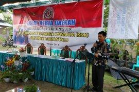 Pemkab Gorontalo Apresiasi K3 Gelar Rakerda