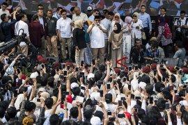 Kuliah umum Prabowo Subianto