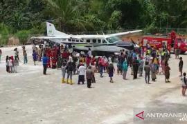 Wali Kota Singkawang letakkan batu pertama kantor Bandara Semelagi