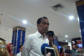 Jokowi perintahkan persoalan kelompok sipil bersenjata di Papua diselesaikan