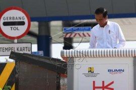 """Jokowi direncanakan """"groundbreaking"""" tol Bengkulu-Sumsel"""
