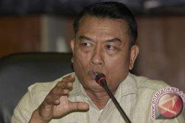 Moeldoko sebut jabatan aktif TNI di kementerian hanya sementara