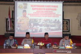 "Kapolresta ajak Takmir Masjid Denpasar tangkal ""hoaks"" pilpres"