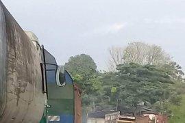 Jalinsum KM 91 Medan-Aceh ambles