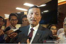 Luhut Pandjaitan jadi saksi hilangnya separuh jiwa SBY