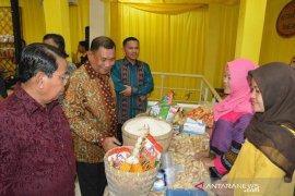 Deliserdang pamerkan  buah unggulan di Pekan Raya Sumatera Utara