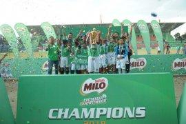 SDN 020584 Binjai Sumut juara Football Championship Medan 2019