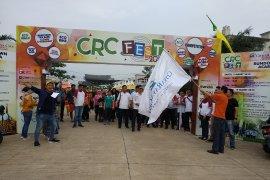 CitraRaya City berbagi hadiah di hari terakhir CRC Fest
