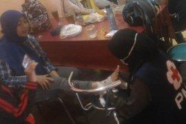 Tiga korban KRL anjlok diizinkan pulang