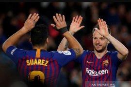 Barcelona bangkit dari ketertinggalan untuk kandaskan Rayo Vallecano 3-1
