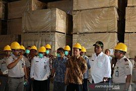 Kayu Lapis Banten Tembus Pasar Ekspor Dunia