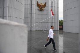 Sopir angkot deklarasi dukung Jokowi-Maruf Amin