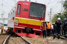 Penyebab anjloknya KRL di Bogor masih diselidiki