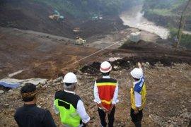 Terowongan Nanjung Bandung dibangun setelah mangkrak 15 tahun