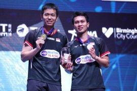 Tim bulu tangkis Indonesia teruskan  perjuangan ke Singapore Open