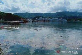 Tiga kapal pesiar batal ke Lombok karena sampah