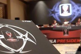 Satgas Anti Mafia Bola Kawal Piala Presiden