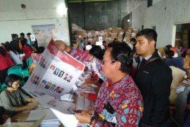 Masih ada 15 Kabupaten/Kota belum terima surat suara