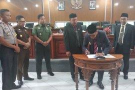 Pemkab Aceh Jaya sahkan Qanun Bantuan Hukum