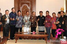 Koster Ingin Kembangkan Industri Kreatif Berbasis Budaya Bali