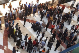 Sempat dibawa ke rumah sakit, warga Bengkulu terjun dari lantai tiga Mal Pondok Indah akhirnya tewas