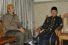 Pengasuh Ponpes Lirboyo: Jokowi sudah teruji pemerintahannya