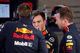 Bos Red Bull soroti performa Gasly yang belum memenuhi ekspektasi