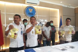 BNNP Jatim gagalkan peredaran 4 kilogram sabu-sabu
