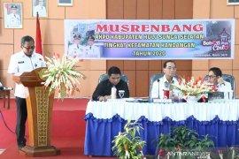 Bupati HSS buka Musrenbang RKPD Kecamatan Kandangan