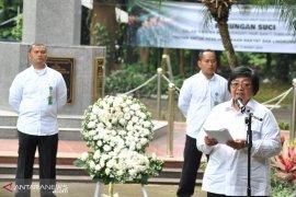 Menteri KLHK ajak rimbawan jaga lingkungan hidup