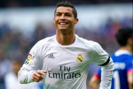 Ronaldo dapatkan Rp2,5 triliun dari Nike