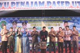 Gilang Benuo Taka Festival Meriahkan HUT Kabupaten Penajam