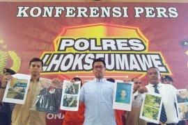 Polres Lhokseumawe ungkap pembunuhan di Aceh Utara