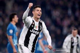 Juventus lunasi defisit dan kalahkan Atletico