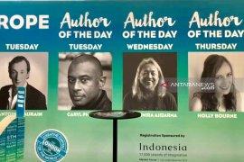"""Penulis asal Indonesia dinobatkan """"Author of the day"""" di Inggris"""