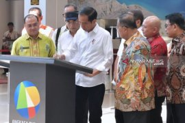 Gubernur sampaikan terimakasih, Presiden Jokowi resmikan Bandara Depati Amir-KEK Tanjung Kelayang