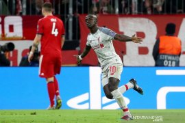 Liverpool melaju ke perempat final tumbangkan Muenchen di kandang