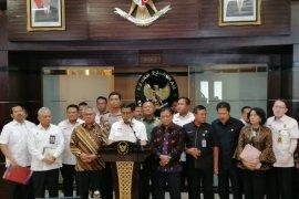 Wiranto bantah adanya kerusuhan besar pascapemilu