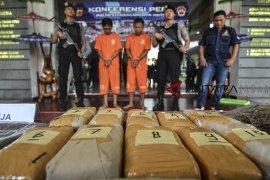 Peredaran narkoba modus tempel berhasil diungkap di Tasikmalaya