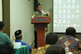 Danrem 012: Prajurit TNI berkewajiban membantu penanggulangan bencana