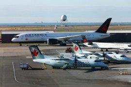 Penumpang bercanda kena virus, jet Kanada terpaksa kembali ke bandara