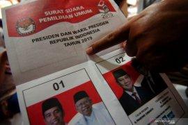 Pelipatan surat suara Pemilu 2019 diperkirakan 15 hari selesai