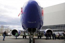 AS larang terbang semua pesawat Boeing 737 Max 8 dan 9