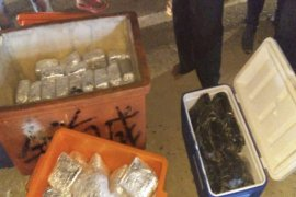 Indonesia's anti-drugs agency seizes 100 kilograms of crystal meth