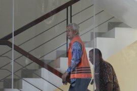KPK panggil tersangka kasus korupsi proyek jalan di Kabupaten Bengkalis