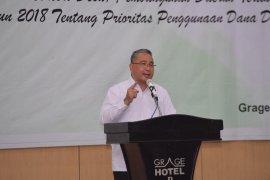 Menteri Desa-PDTT sebut penyerapan dana desa lebih dari 99 persen