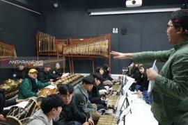 Gamelan kembali diajarkan di Institut Seni Seoul