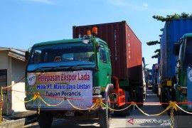 BKP lepas 15 ton lada Babel ke Perancis