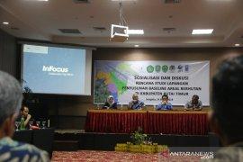 Tim Fahutan Unmul Paparkan Hasil Baseline Survey KalFor UNDP